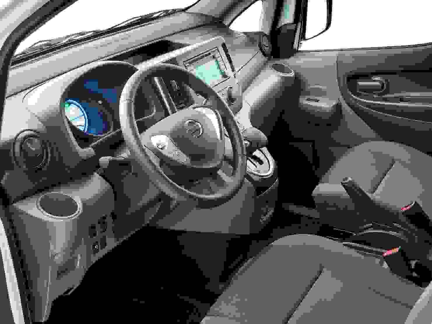 Nissan E NV200 2015 1600 27