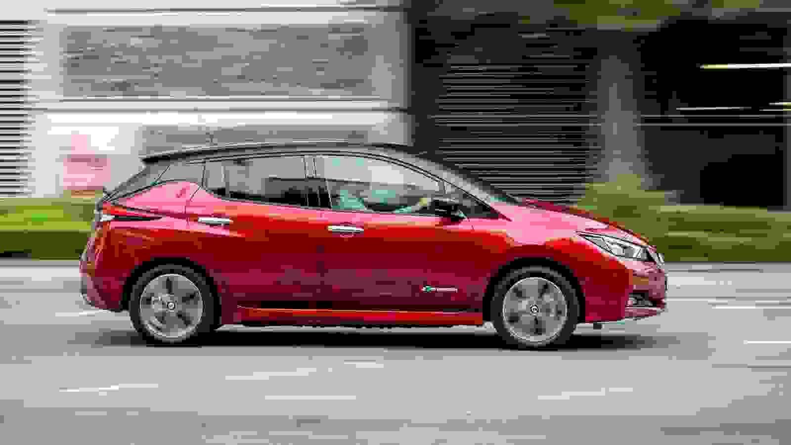Nissan Leaf E Plus 2019 1600 12