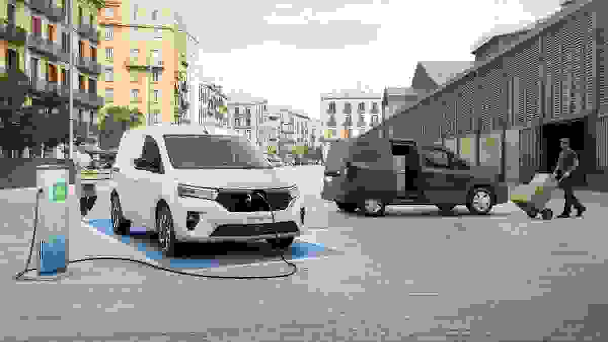 Townstar Petrol & EV Van 1200X900