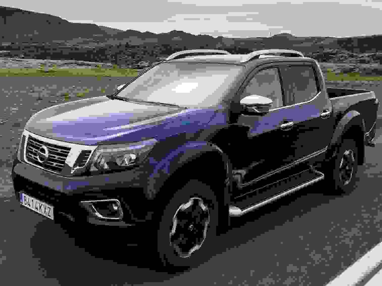 Nissan Navara 2020 1600 0D