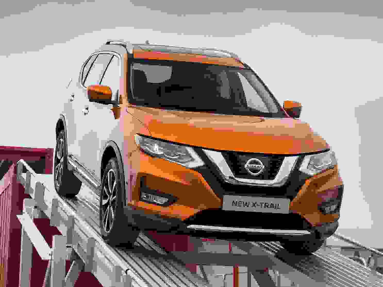 Nissan X Trail 2018 1600 07