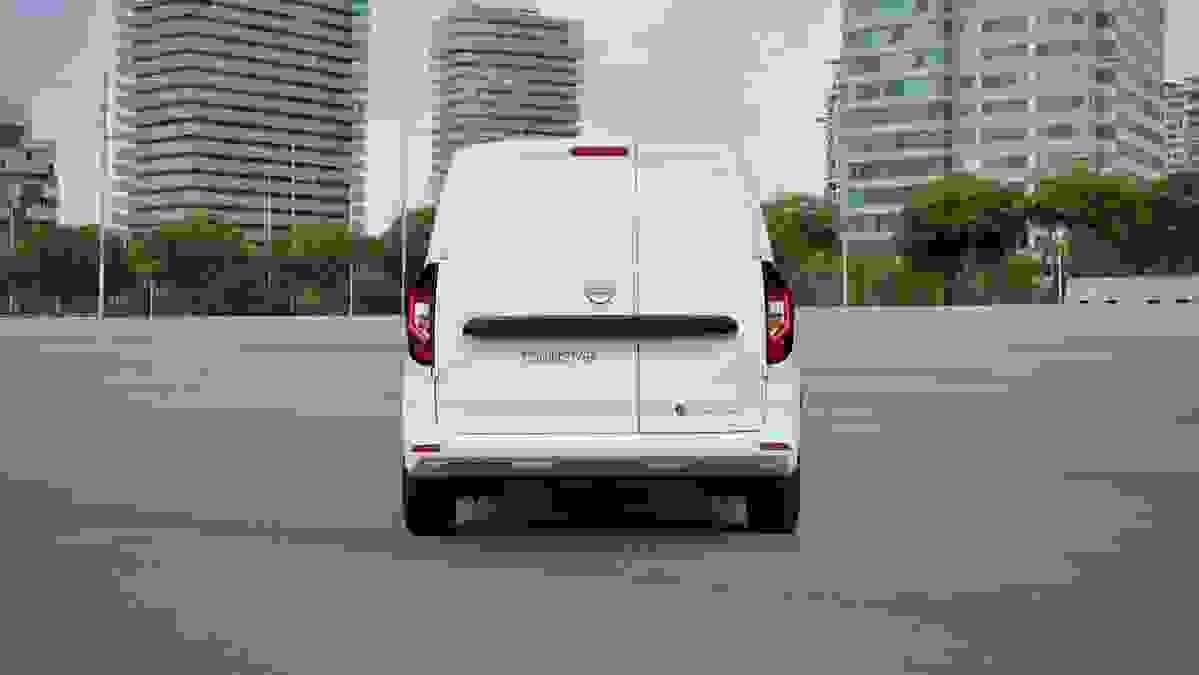 Townstar EV Van Static 05