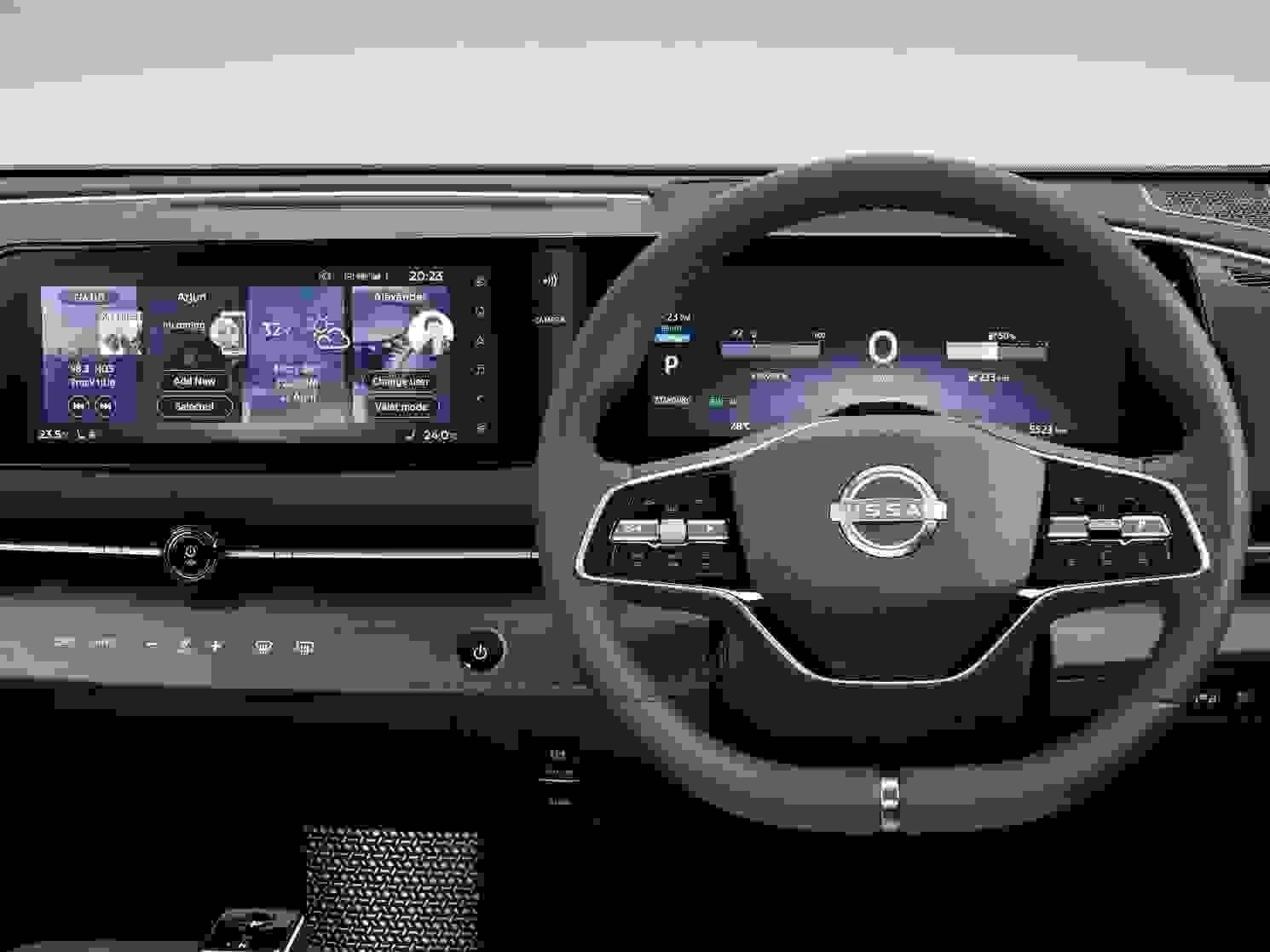 Nissan Ariya 2021 1600 1B