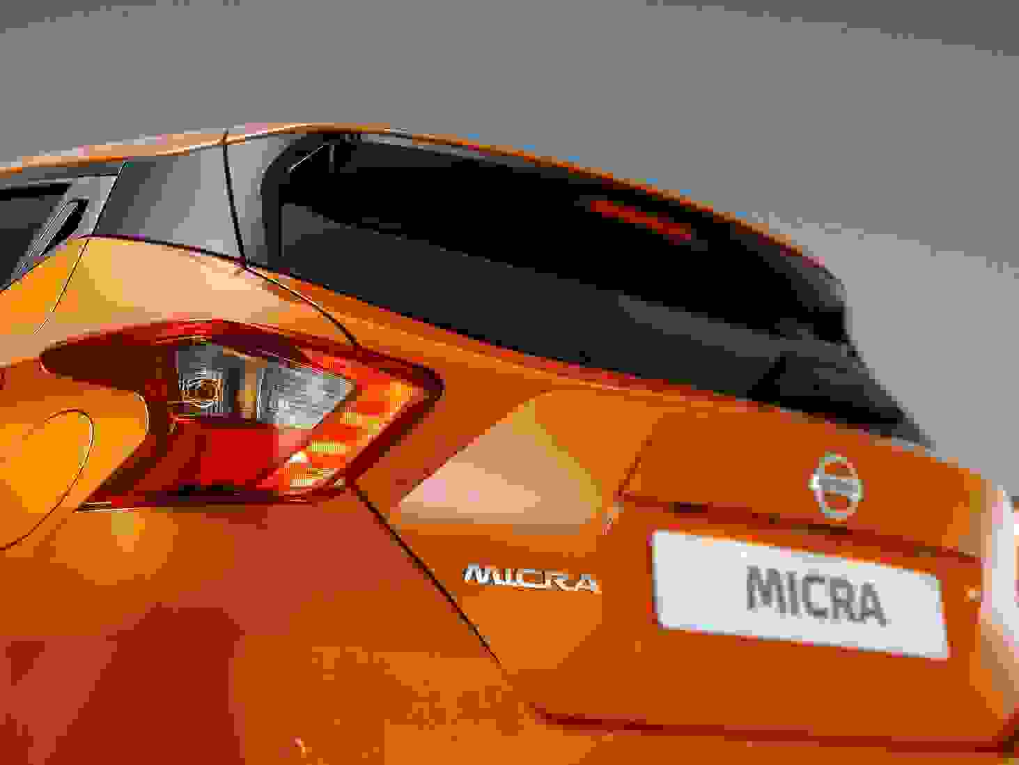 Nissan Micra 2017 1600 6D