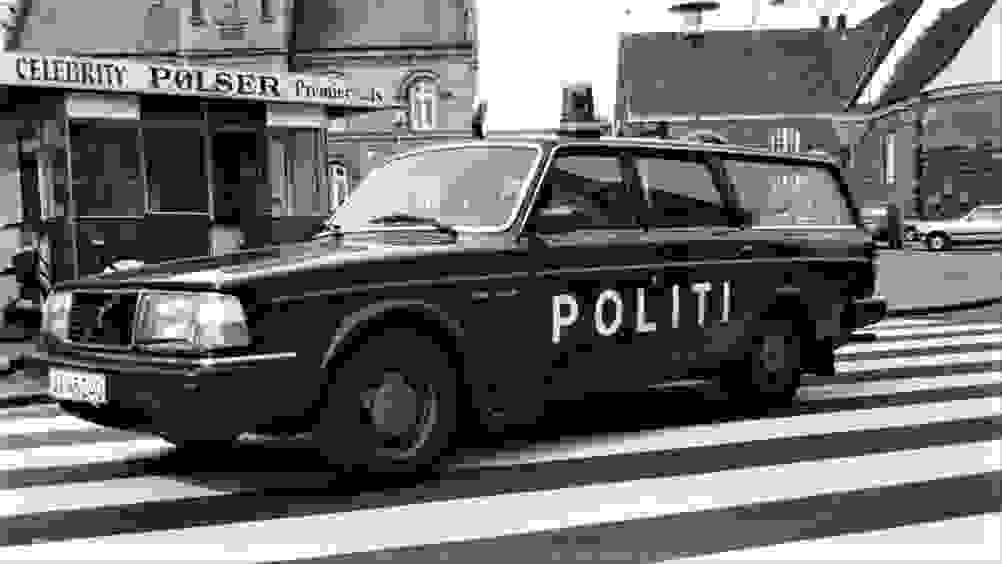 Volvo Police