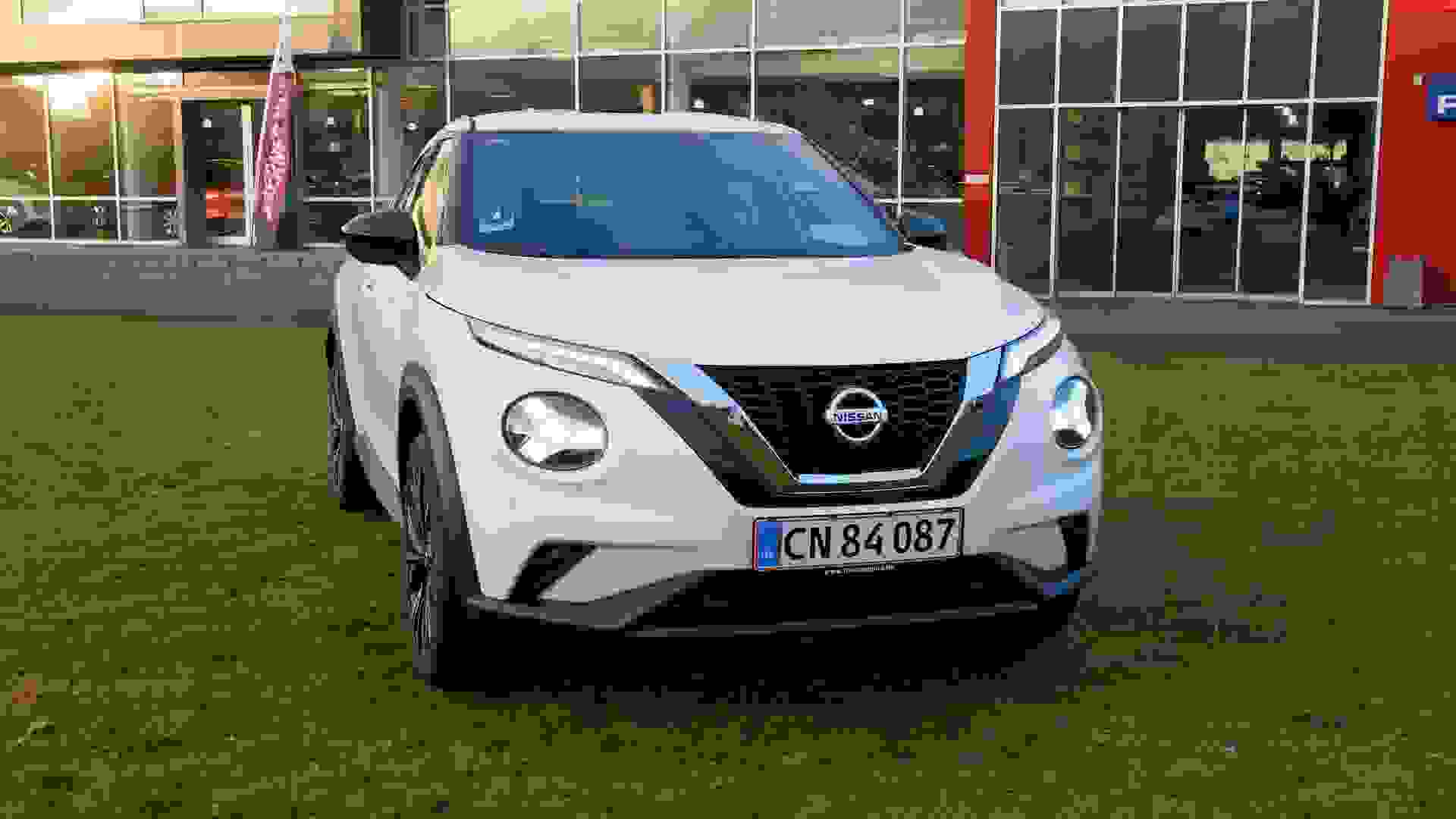 Nissan Juke Forfra