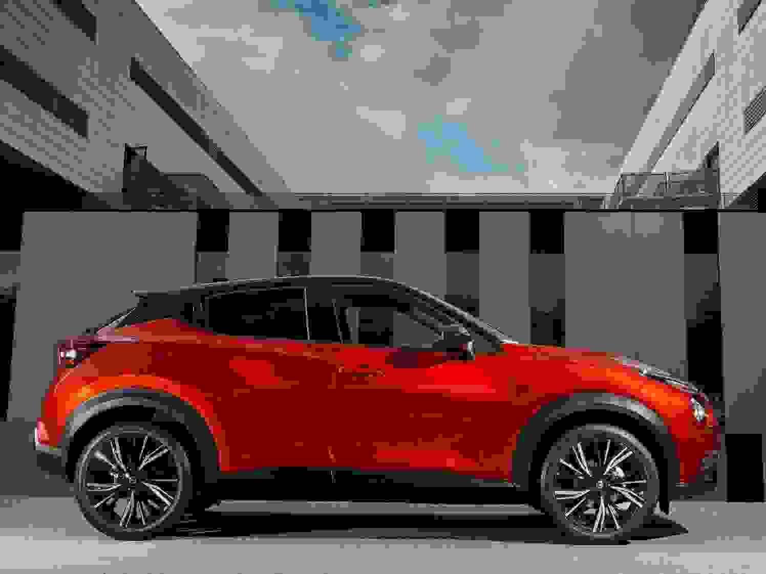 Nissan Juke 2020 1600 2A