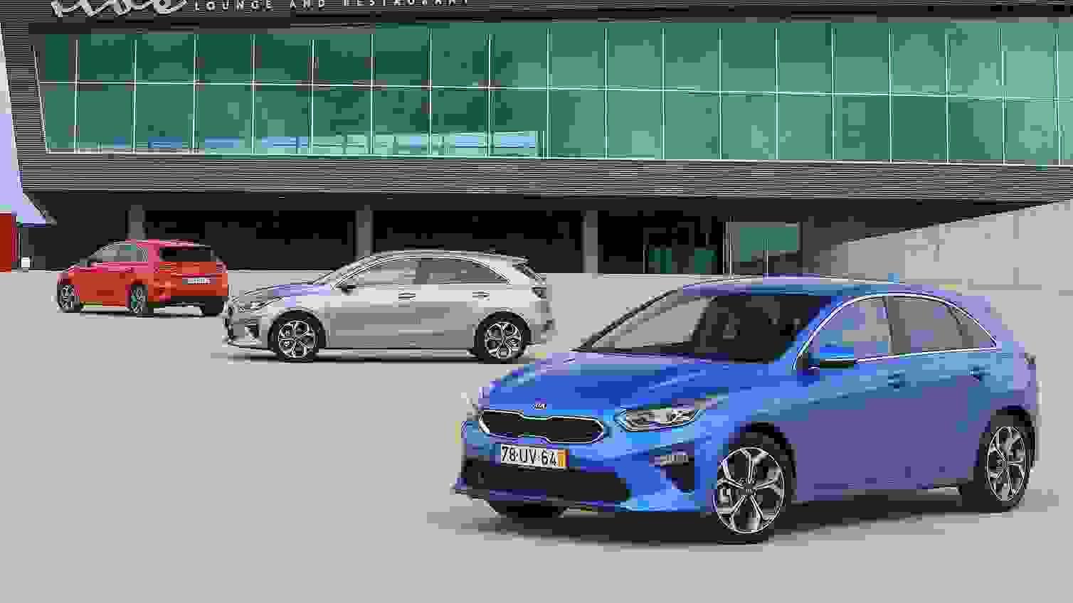 Kia Ceed 2019 1600 4C