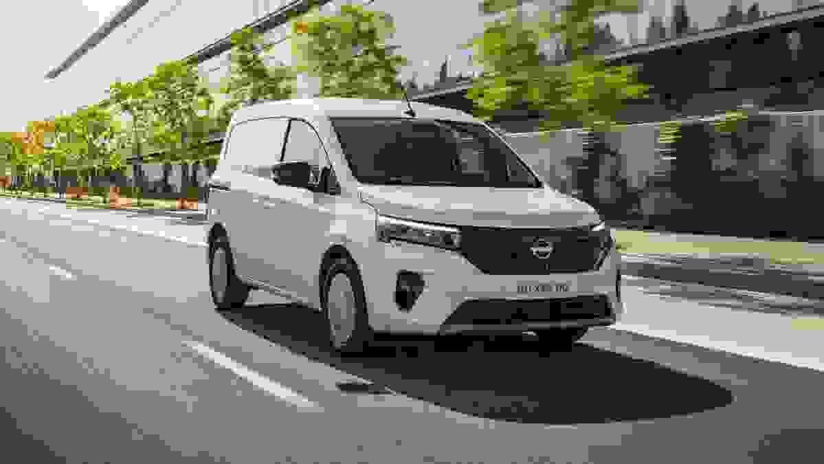 Townstar EV Van Dynamic 04