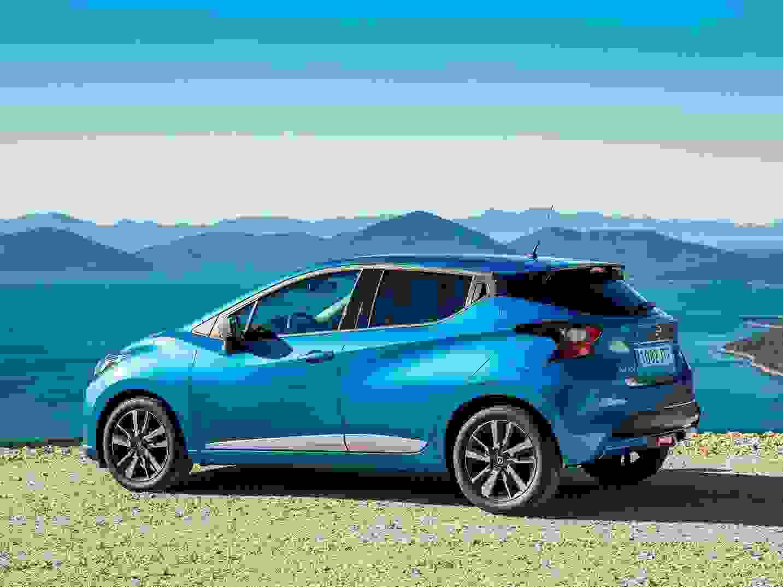 Nissan Micra 2017 1600 2A