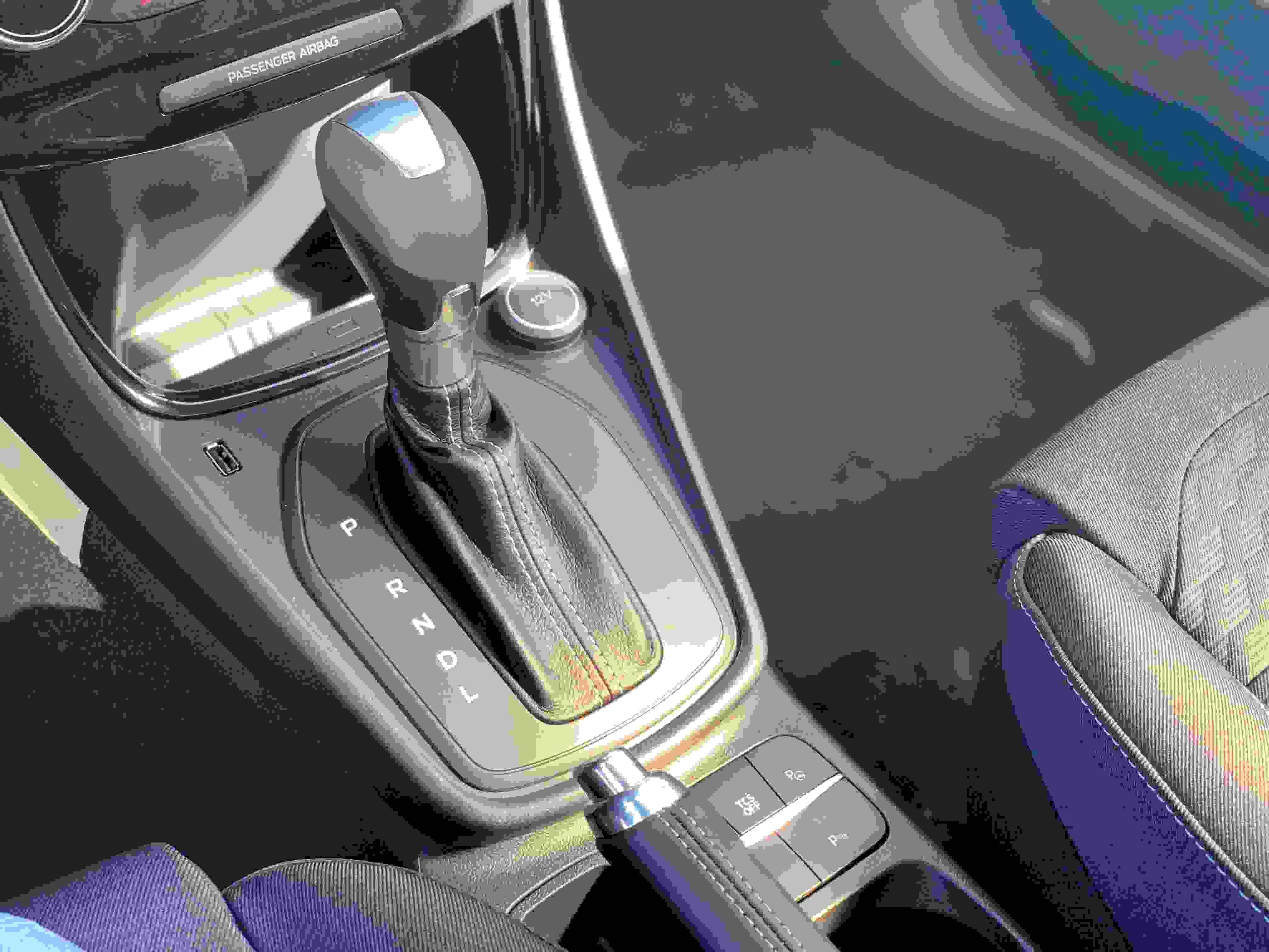 Ford Puma Automatgear2