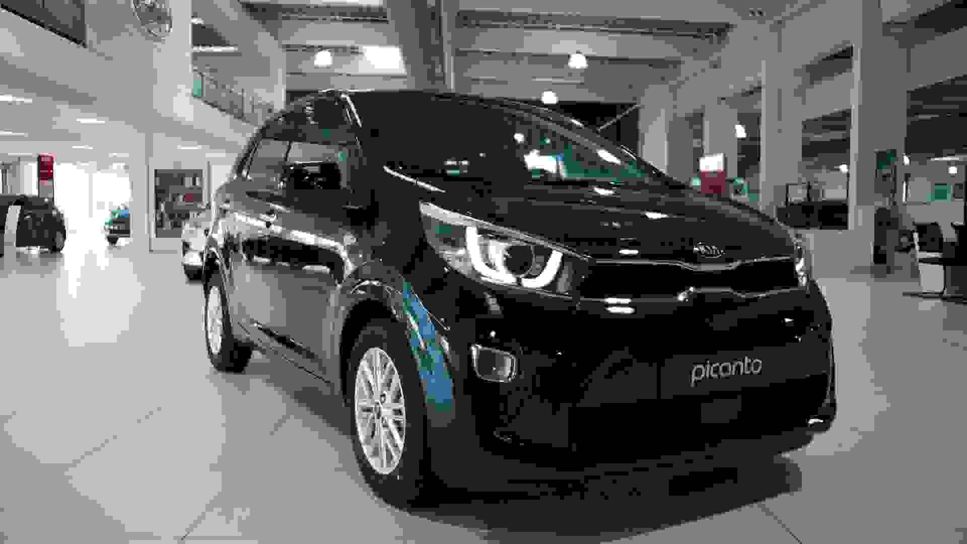 Kia Picanto Forfra2