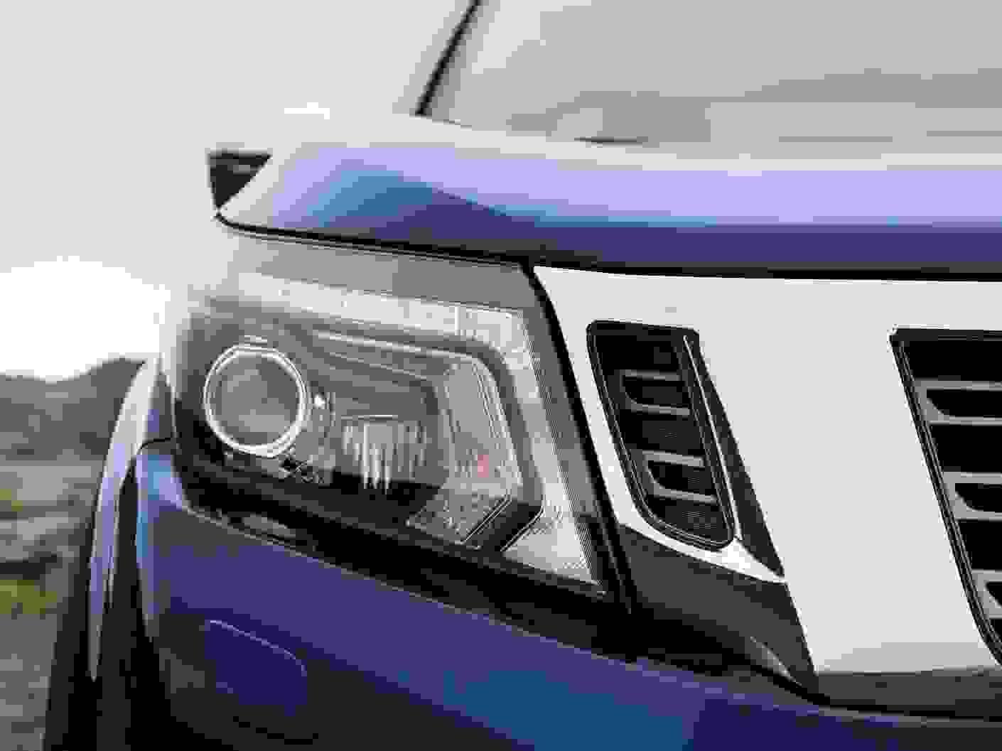 Nissan Navara 2020 1600 3D