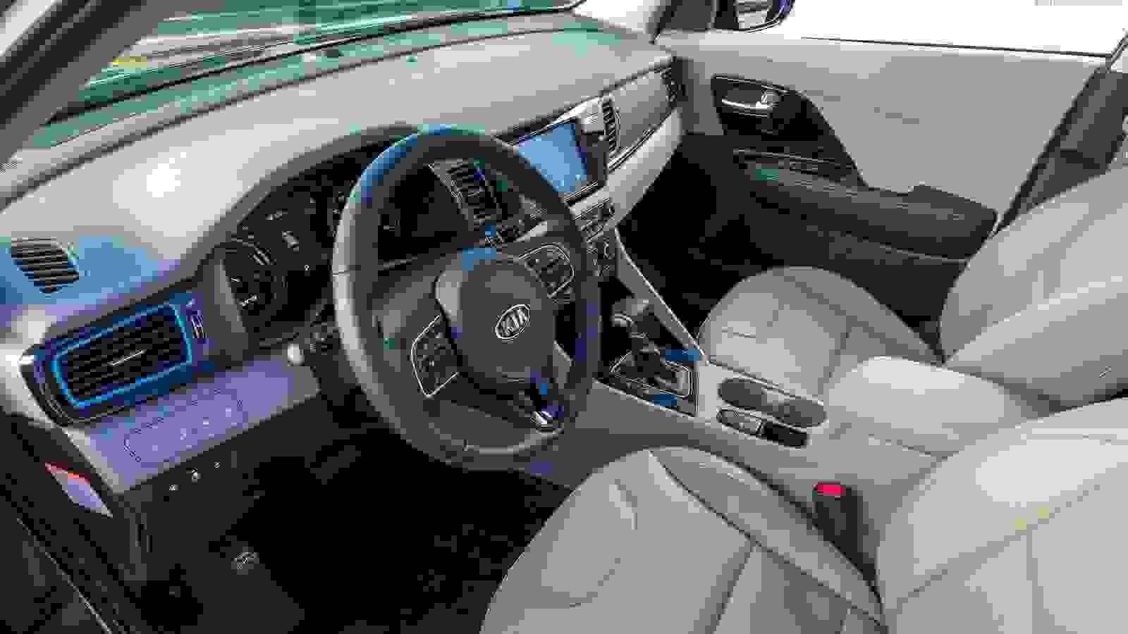 Kia Niro Plug In Hybrid 2018 1600 0C