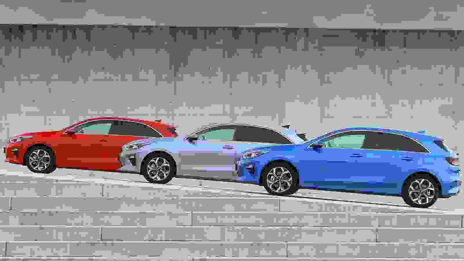 Kia Ceed 2019 1600 4D